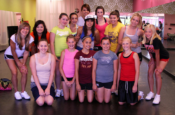 Choreography with BJ 10